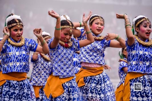 India - West Begal - Darjeeling - Independence Day Celebration-49
