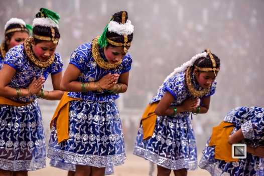 India - West Begal - Darjeeling - Independence Day Celebration-50