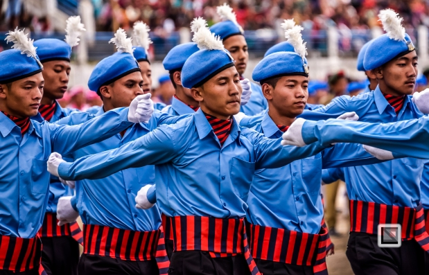 India - West Begal - Darjeeling - Independence Day Celebration-8