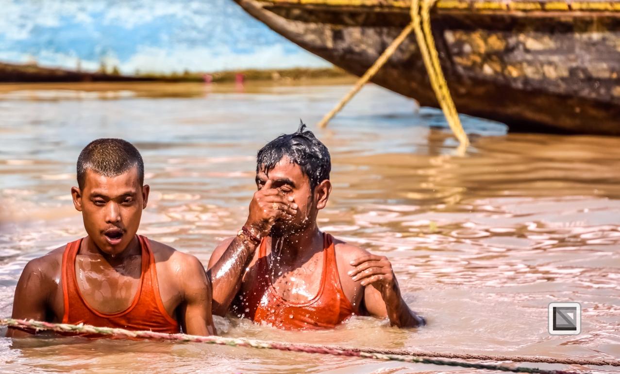 India - West Bengal - Varanasi-11
