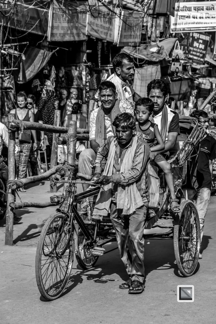 India - West Bengal - Varanasi-35