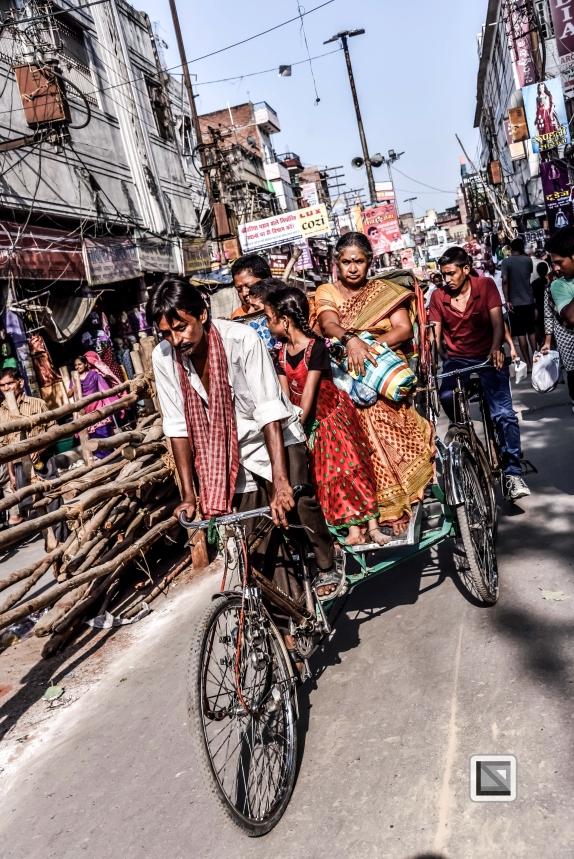India - West Bengal - Varanasi-36