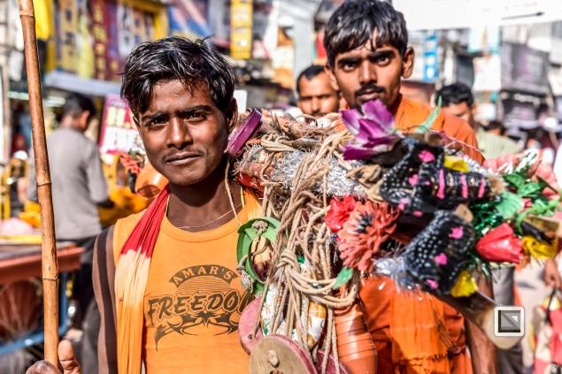 India - West Bengal - Varanasi-41