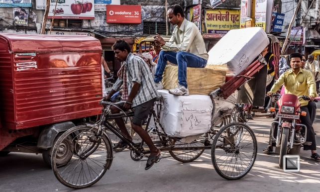 India - West Bengal - Varanasi-43