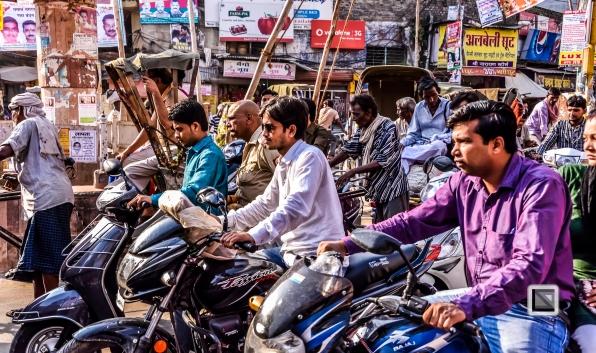 India - West Bengal - Varanasi-44