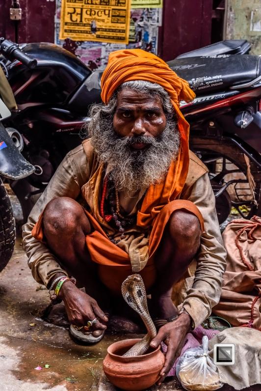 India - West Bengal - Varanasi-61