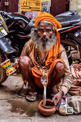 India - West Bengal - Varanasi-65