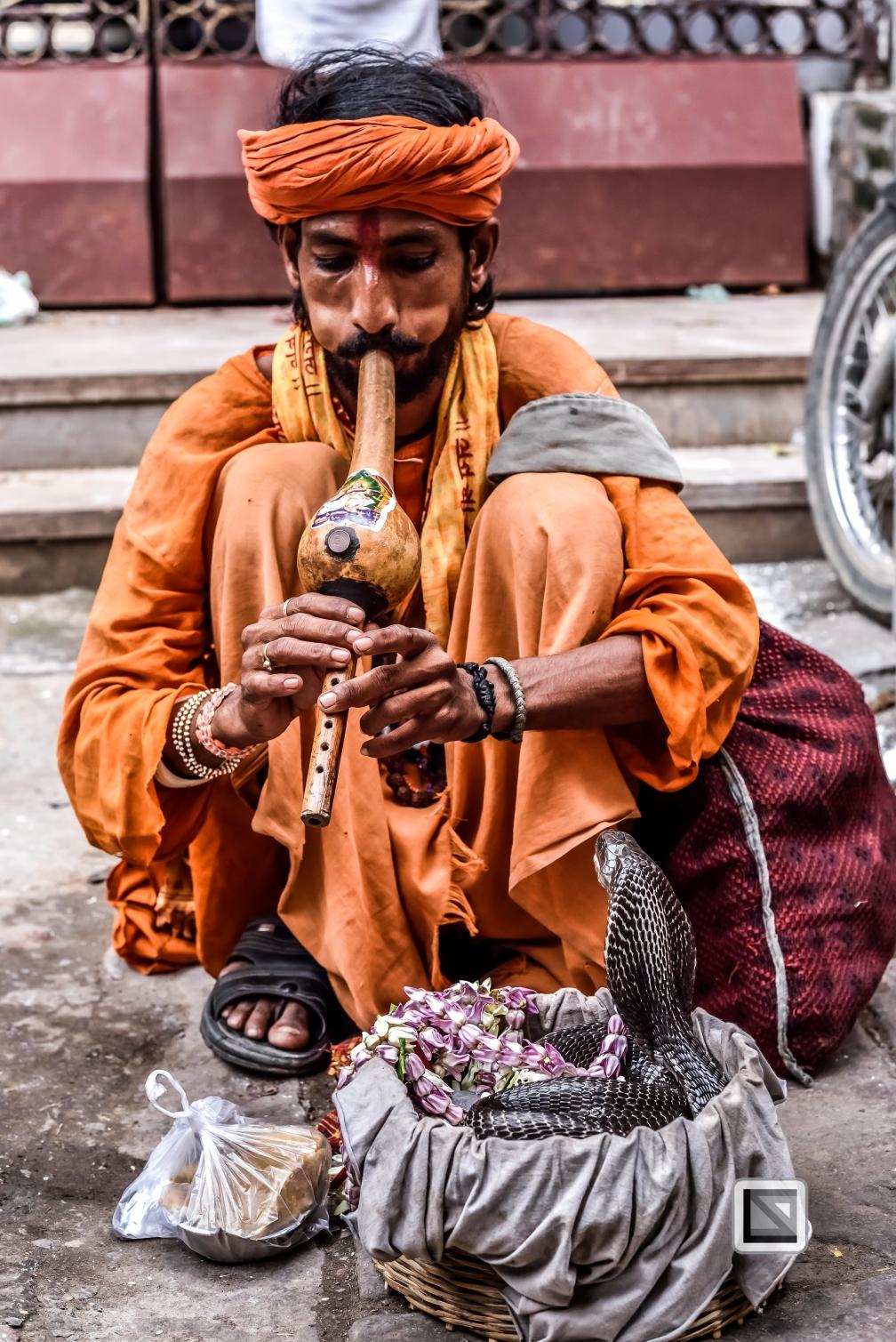 India - West Bengal - Varanasi-66