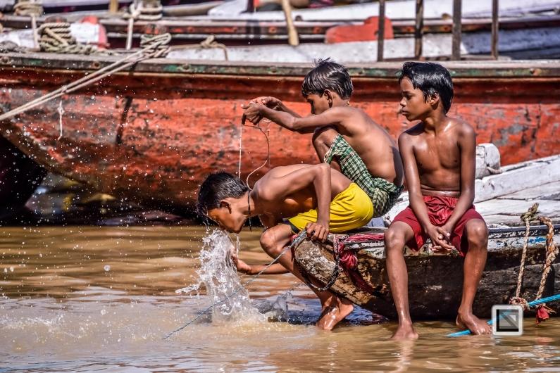 India - West Bengal - Varanasi-7