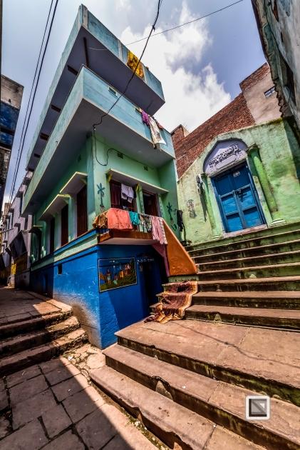 India - West Bengal - Varanasi-71