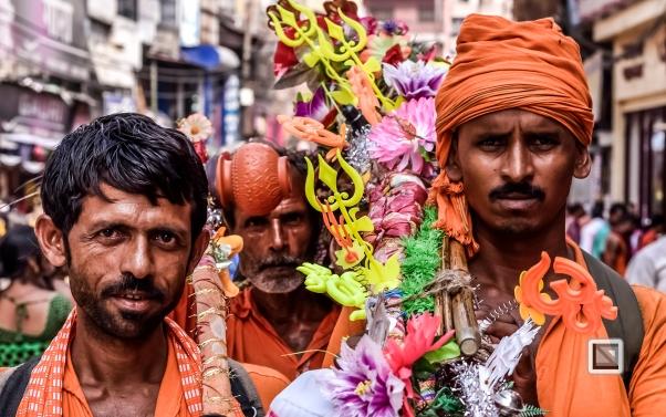 India - West Bengal - Varanasi-82