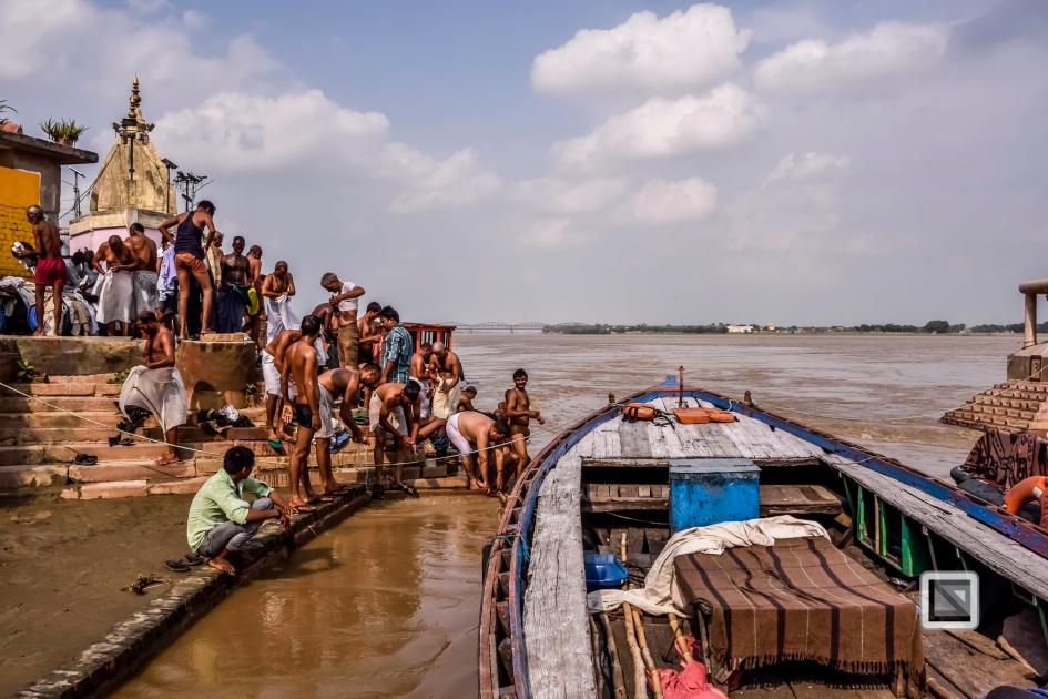 India - West Bengal - Varanasi-87