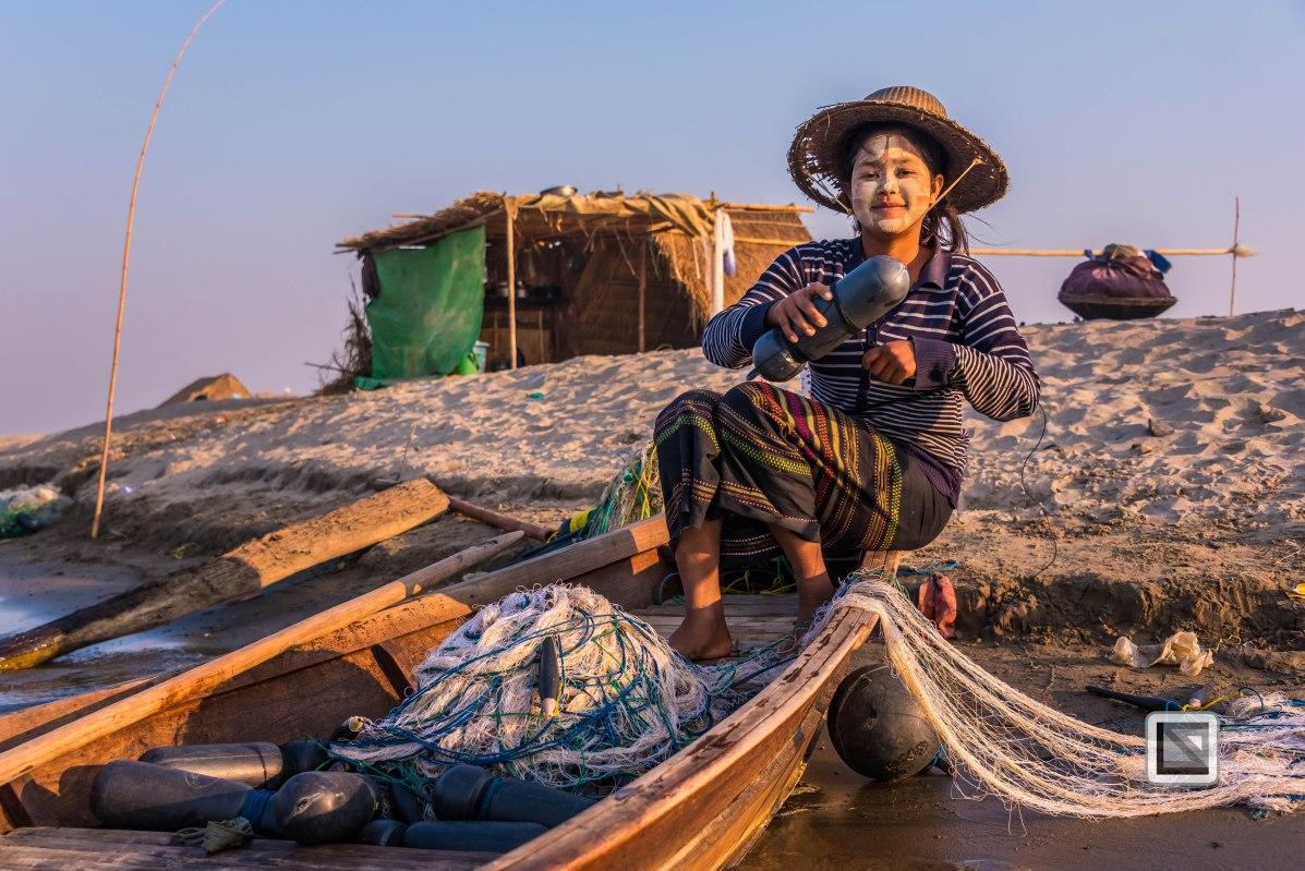 Irrawaddy River-103