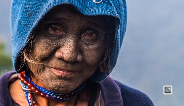 Myanmar Chin Tribe Portraits Color-29