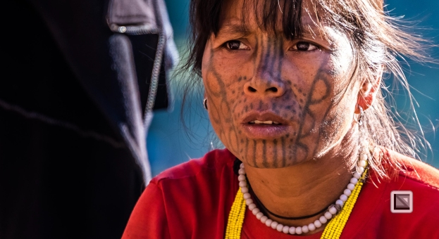 Myanmar Chin Tribe Portraits Color-5