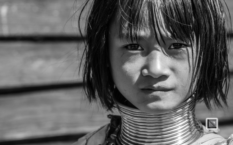Padaung black n white portraits-10