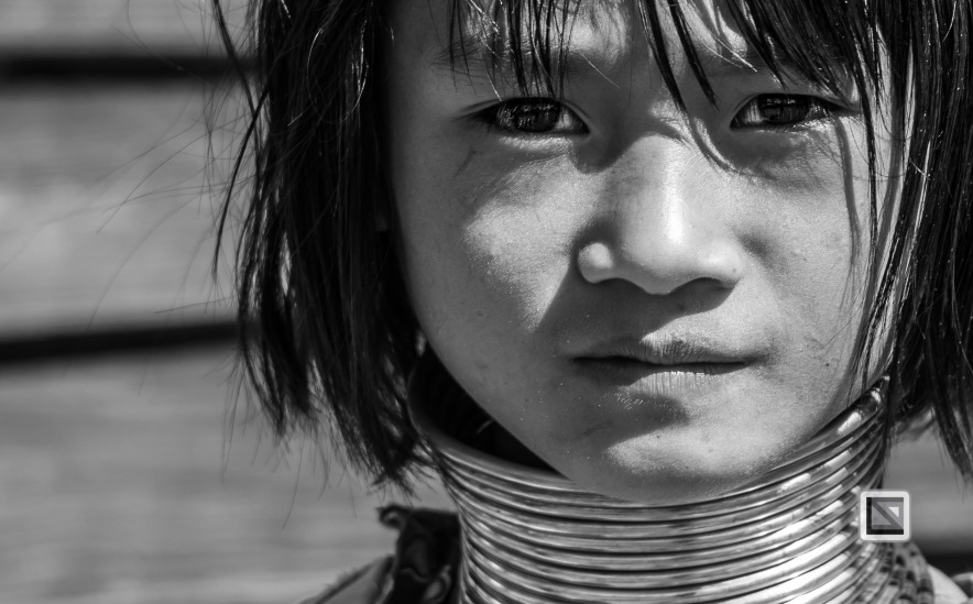 Padaung black n white portraits-11