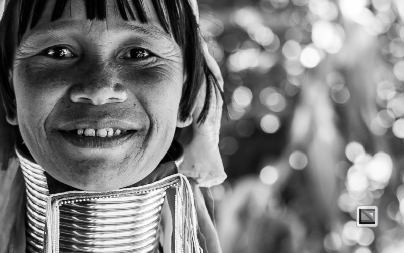 Padaung black n white portraits-2