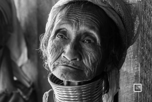 Padaung black n white portraits-20