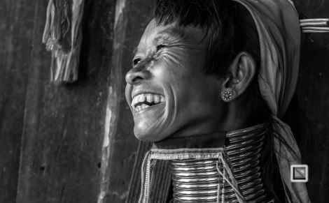Padaung black n white portraits-22