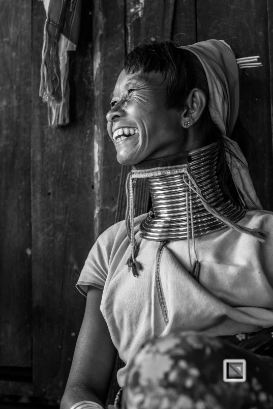 Padaung black n white portraits-23
