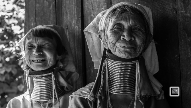 Padaung black n white portraits-48