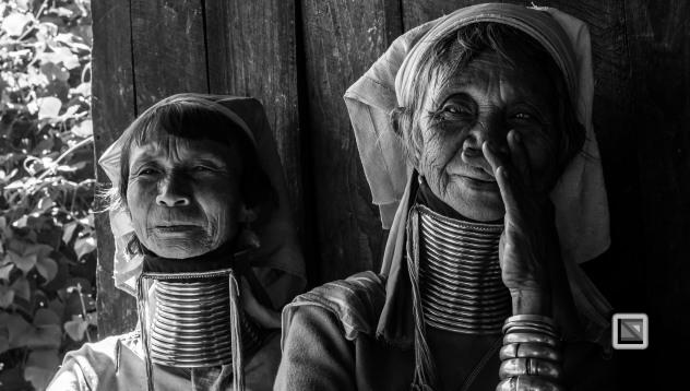 Padaung black n white portraits-51