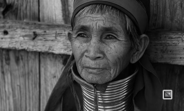 Padaung black n white portraits-58