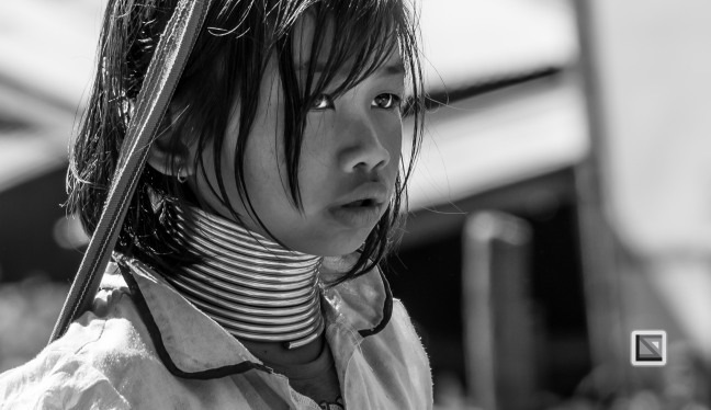 Padaung black n white portraits-6