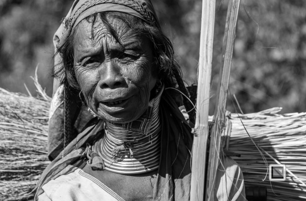 Padaung black n white portraits-64
