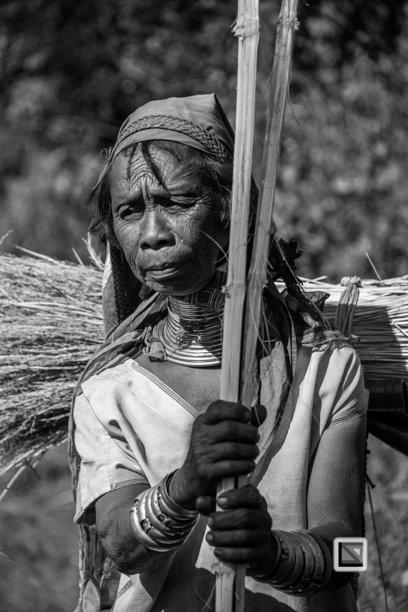 Padaung black n white portraits-65