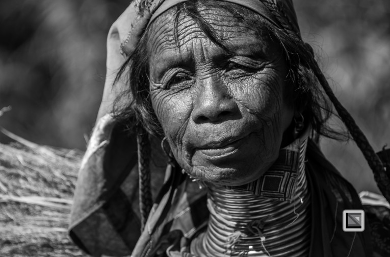 Padaung black n white portraits-68