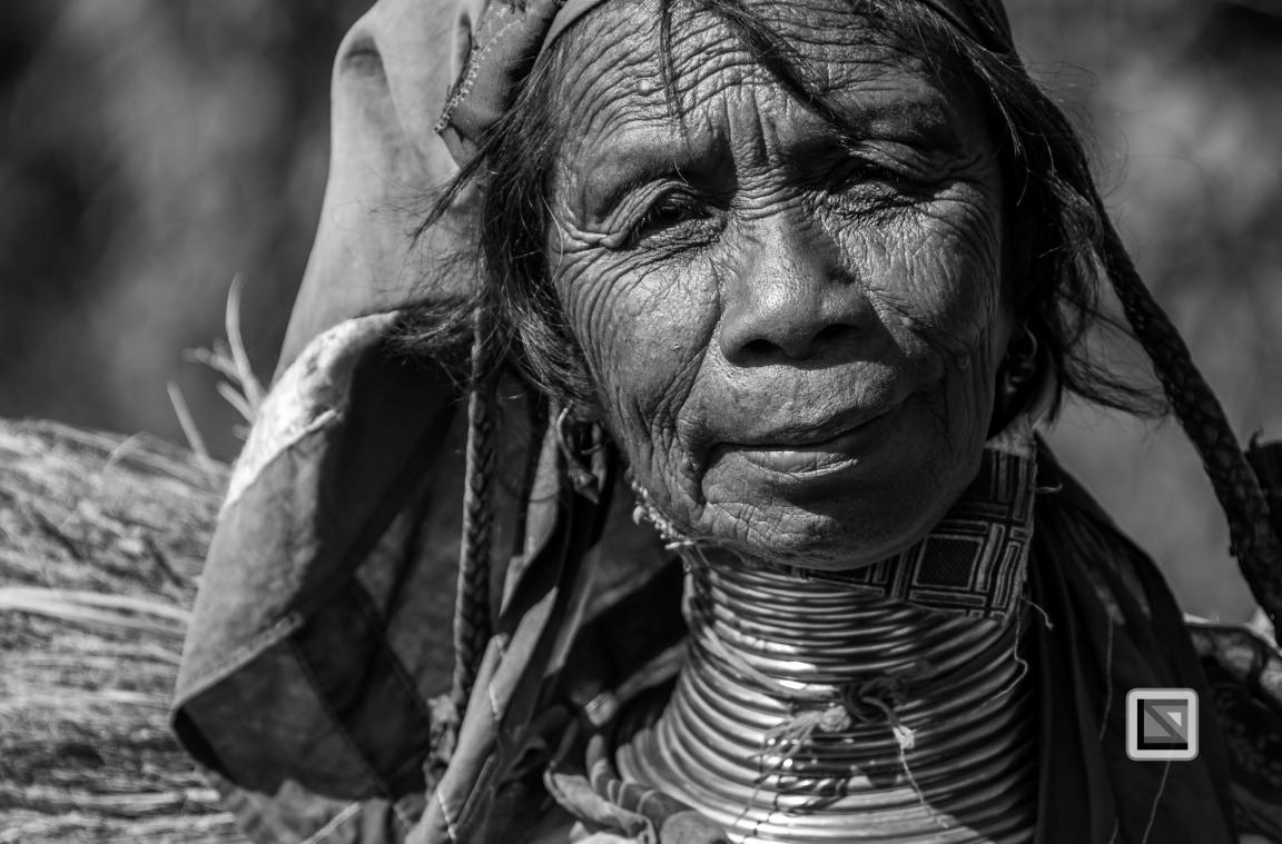 Padaung black n white portraits-69