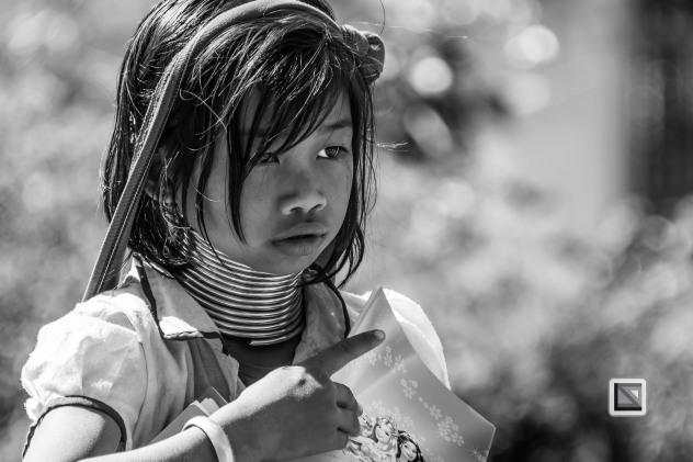 Padaung black n white portraits-7