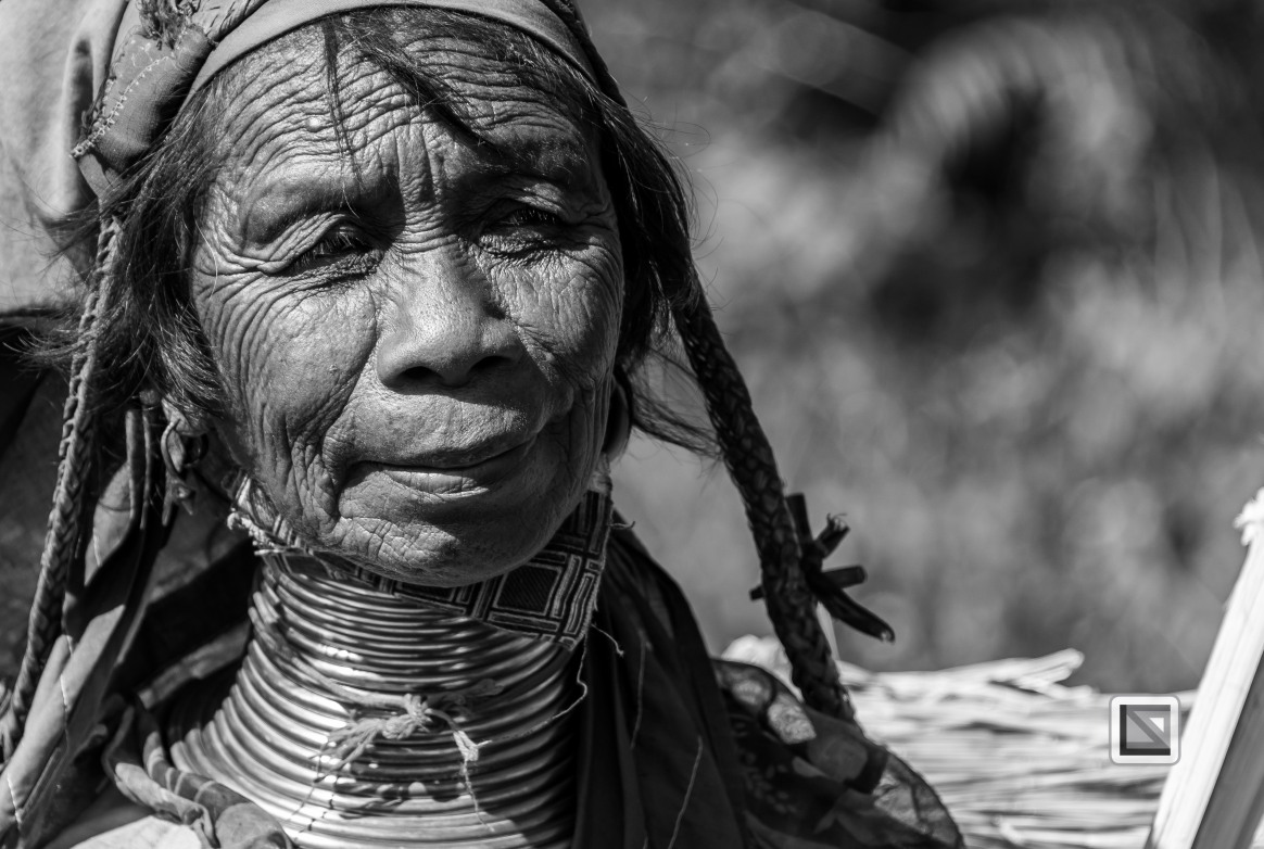 Padaung black n white portraits-71