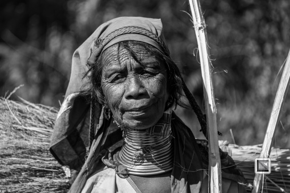Padaung black n white portraits-73