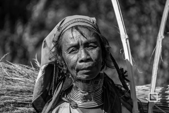 Padaung black n white portraits-77