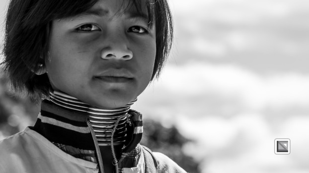Padaung black n white portraits1