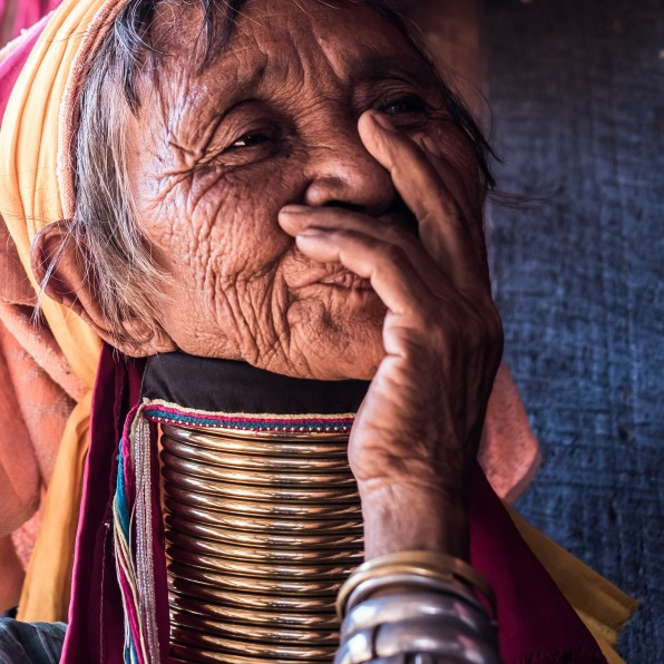 Padaung color portraits-63