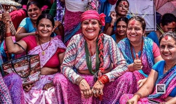 Pokhara paddy planting festival-29