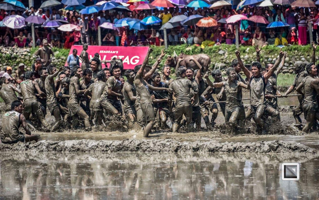 Pokhara paddy planting festival-39