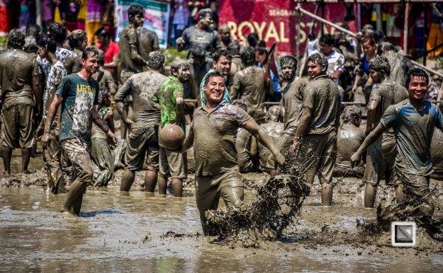 Pokhara paddy planting festival-46