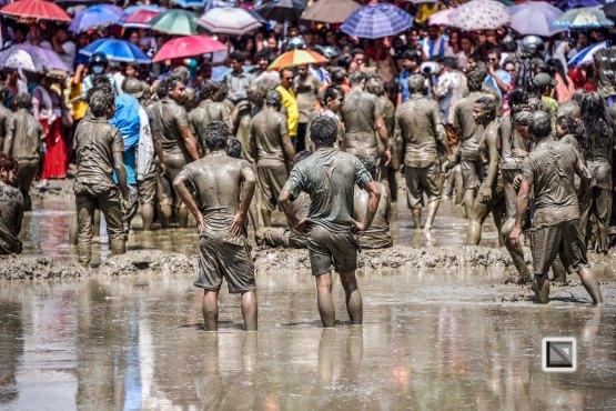 Pokhara paddy planting festival-53