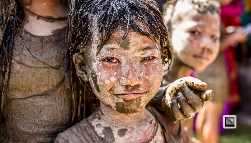 Pokhara paddy planting festival-71