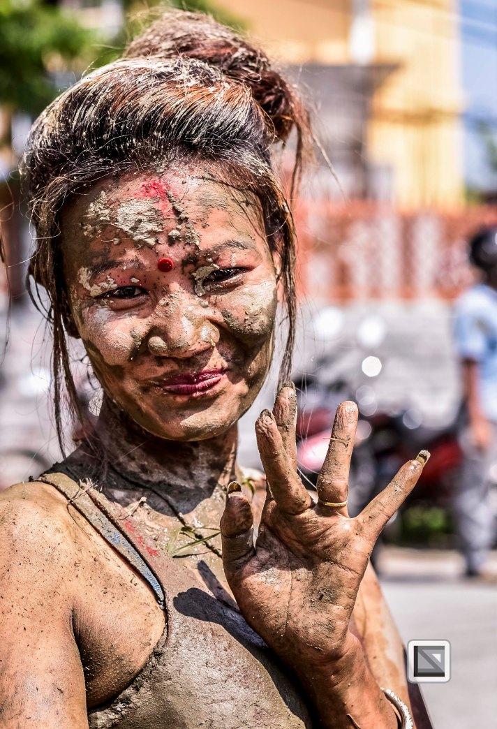 Pokhara paddy planting festival-73