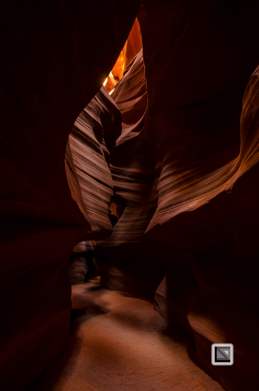 USA - Arizona - Antilope Canyon-18