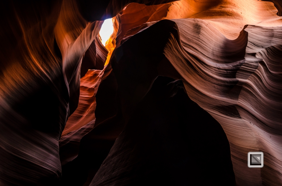 USA - Arizona - Antilope Canyon-30