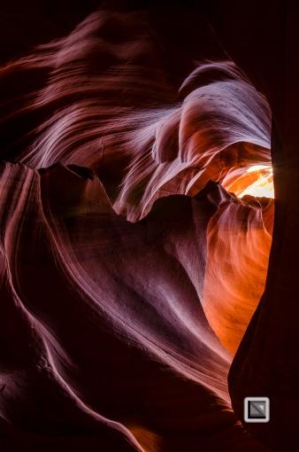 USA - Arizona - Antilope Canyon-8