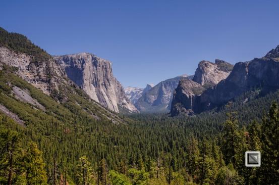 USA California - Yosemite National Park
