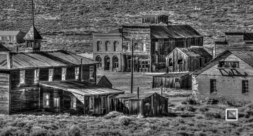 USA - Nevada - Bodie Ghost Town-17